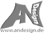 Andesign logo